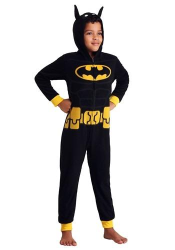 DC Batman Boys Union Suit