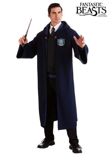 Vintage Harry Potter Hogwarts Ravenclaw Robe