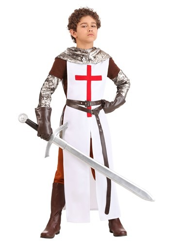 Crusader Boy's Costume