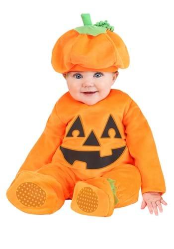 Infant Pumpkin Chunkin Costume