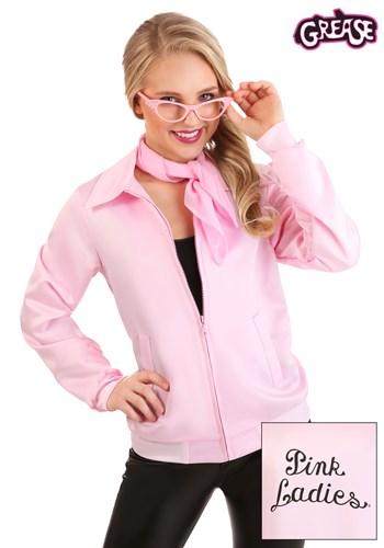 Grease Pink Ladies Costume Jacket1