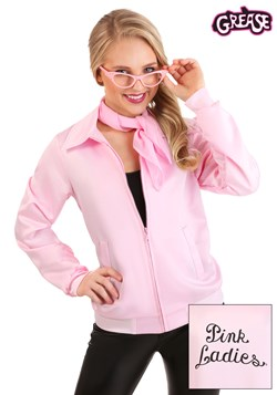 Grease Pink Ladies Costume Jacket1