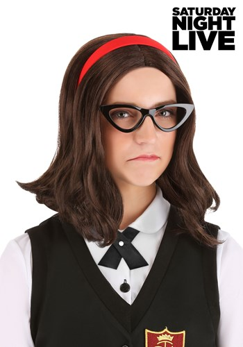 Adult SNL Mary Katherine Gallagher Wig
