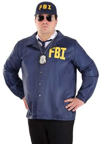 Adults FBI Costume Set