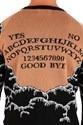 Adult Celestial Spirit Board Halloween Sweater alt2