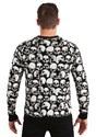 Adult Skulls Galore Halloween Sweater alt3