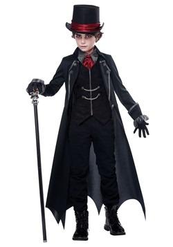 Boy's Gothic Vampire Costume