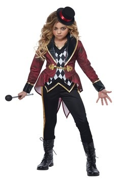 Girl's Ringmaster Costume