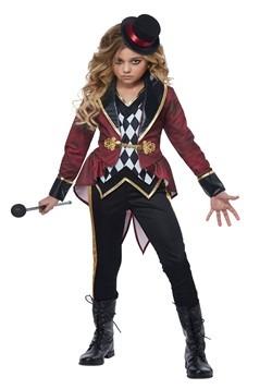 Girl's Ringmaster Costume