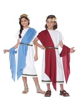 Child Party Toga Costume