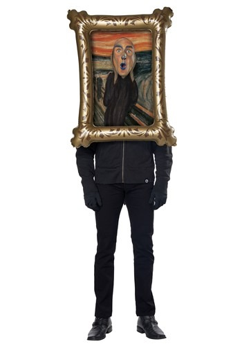 Adult The Screamer Costume