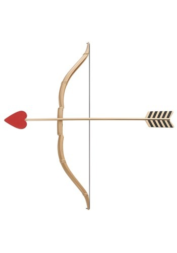 Cupid's Mini Bow and Arrow Set