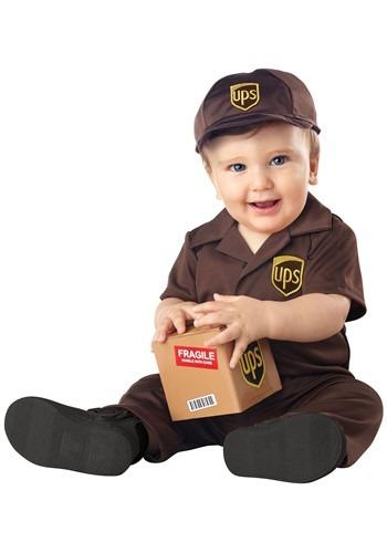 UPS Baby Costume