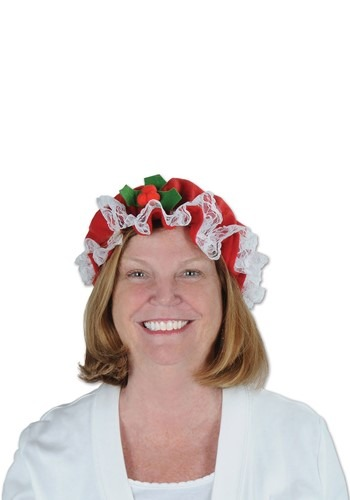 Mrs. Claus Hat