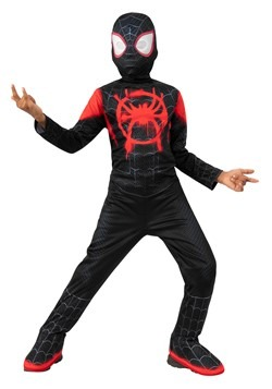 Spider-Man Into the Spider-Verse Child Miles Moral