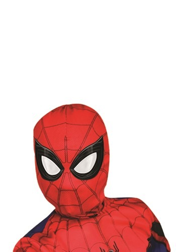Spider-Man Far From Home Adult Deluxe Red and Blue Lenticula