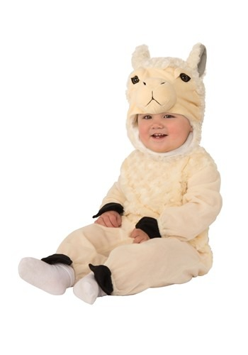 Toddler Li'l Cuties Llama Costume