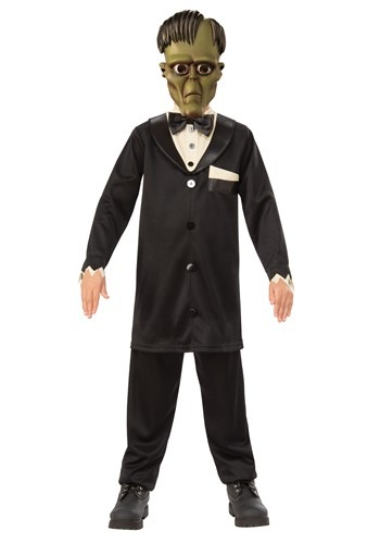 The Addams Family Lurch Child Costume