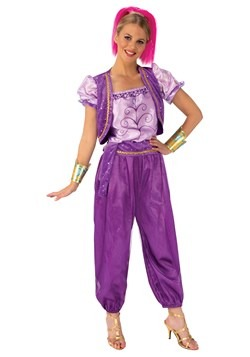 Shimmer and Shine Womens Shimmer Deluxe Costume1
