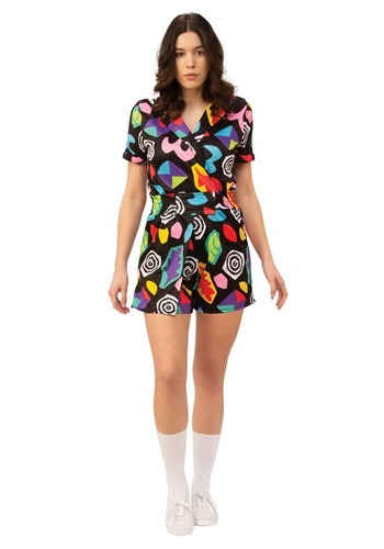 Stranger Things Womens Eleven's Mall Dress Costume