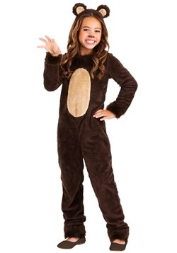 Child Brown Bear Costume