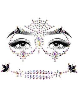 Skeleton Face Jewels