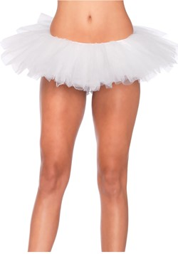 Womens White Organza Tutu