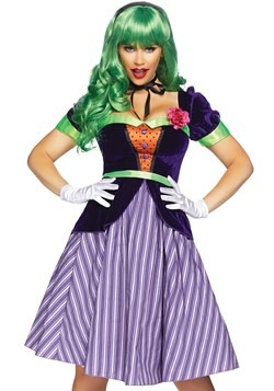 Womens Laughing Lady Costume