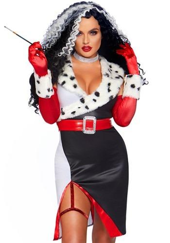 Womens Devilish Diva Costume