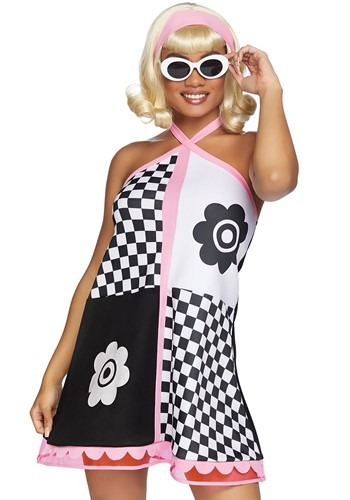 Womens Swinging 60s Sweetie Costume