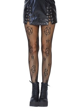 Women's Occult Net Tights