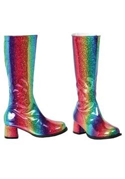 Gogo Rainbow Boots for Girls