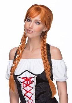 Braided Princess Wig