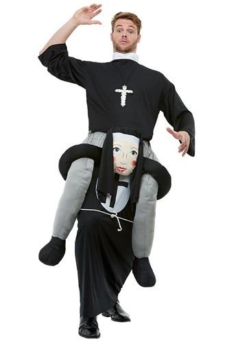 Piggyback Nun Costume