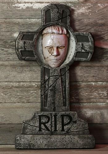 Halloween Michael Myers Tombstone