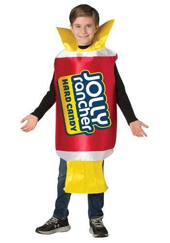 Jolly Rancher Tween Cherry Jolly Rancher Costume