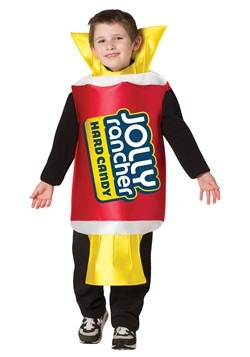 Jolly Rancher Child Cherry Jolly Rancher Costume