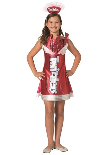 Twizzlers Girls Twizzlers Costume