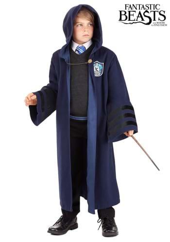 Child Vintage Hogwarts Ravenclaw Robe