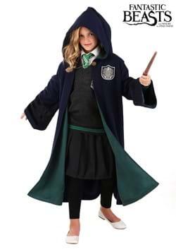 Child Vintage Hogwarts Slytherin Robe Upd