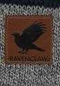 Harry Potter Vintage Hogwarts Ravenclaw Scarf Alt 2