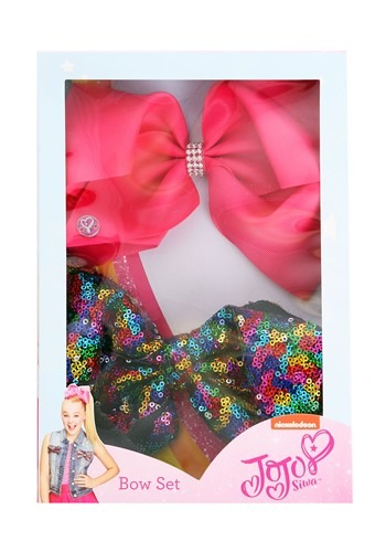 Jojo Siwa Bow 2 Pack