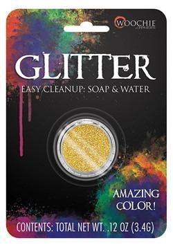 Gold Glittler Makeup