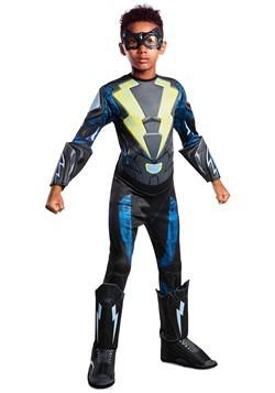 Black Lightning Child Deluxe Costume