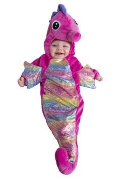 Infant Buntington Sparkling Sea Horse Costume