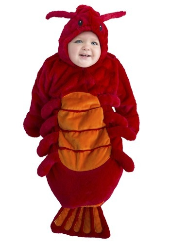 Infant Buntington Lucky Lobster Costume