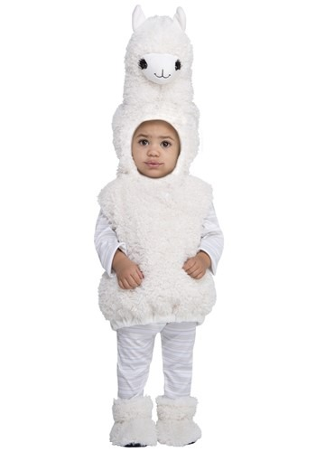 Toddler Lovable Llama Costume