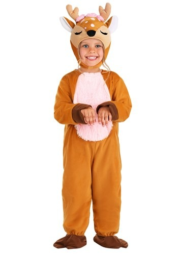 Toddler Darling Little Deer Costume