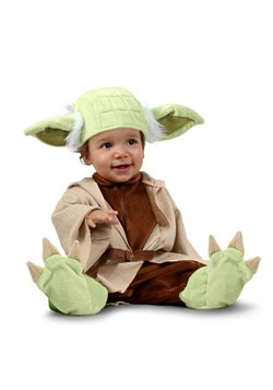Star Wars Yoda infant Costume