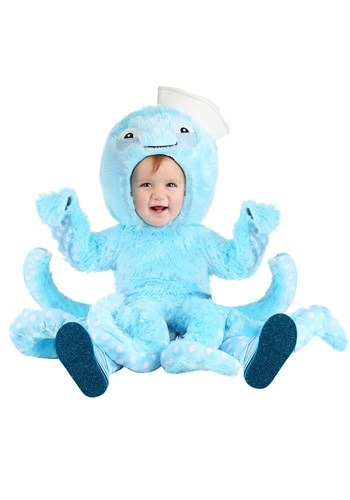 Octopus Costume Infant/Toddler